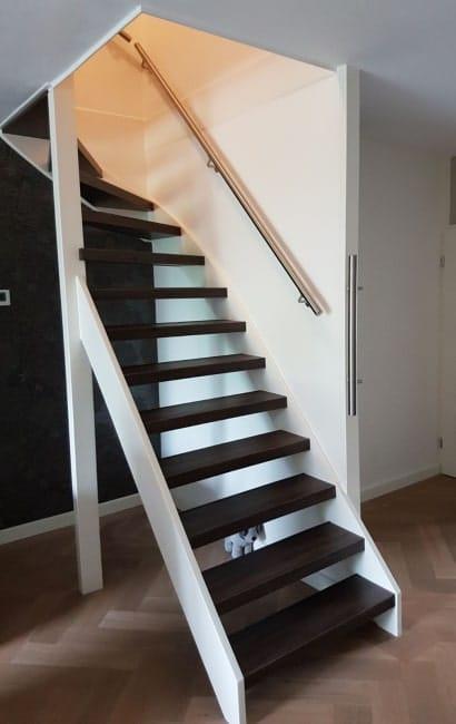 Duurzame PVC traptreden